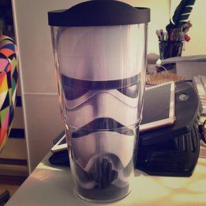 24oz Tervis Storm Trooper Hot/Cold Travel Mug